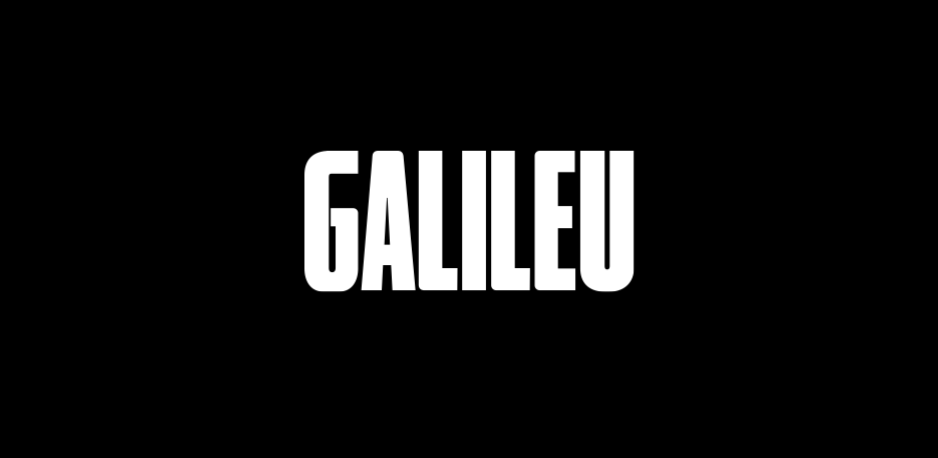 Logo Revista Galileu