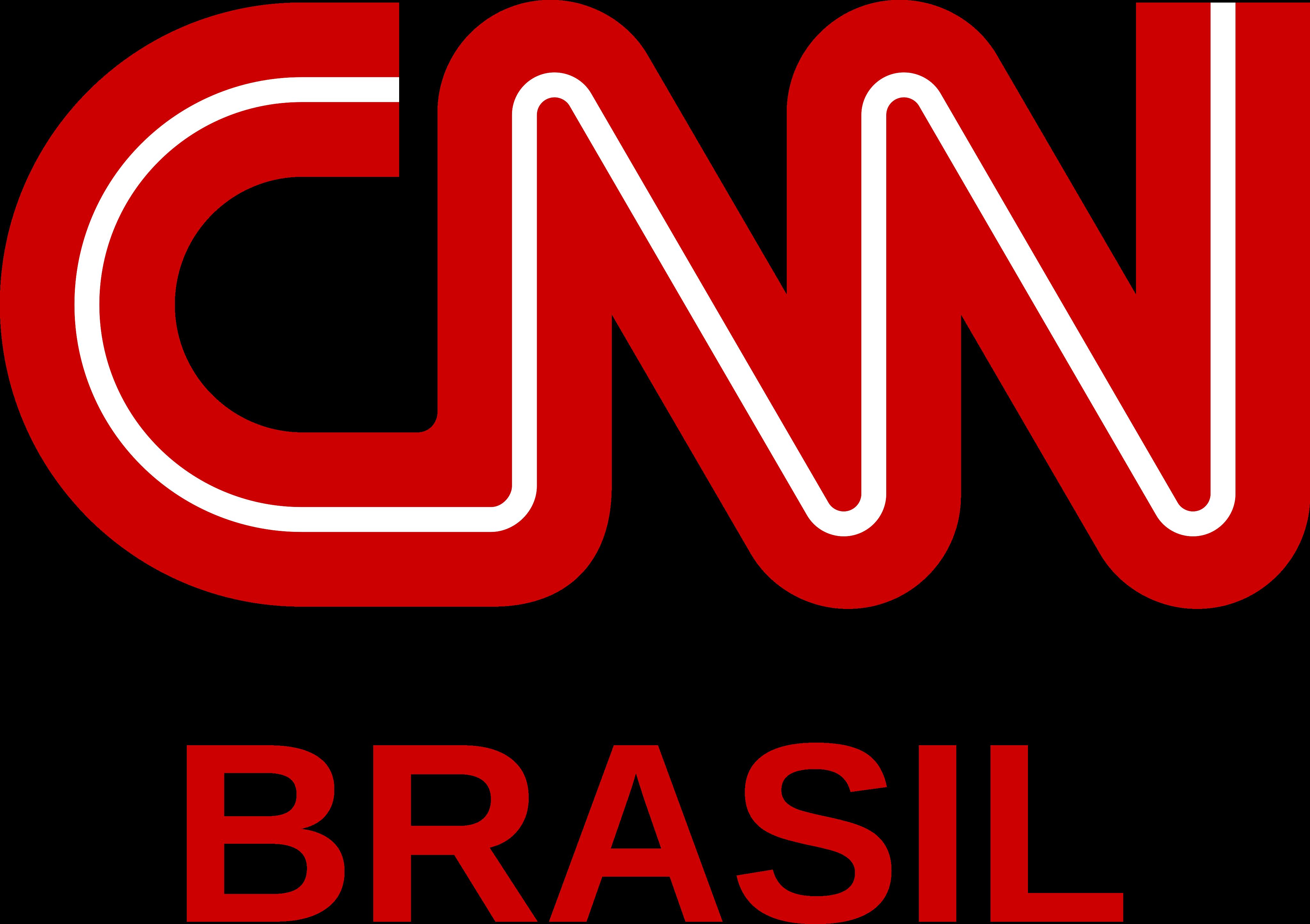 Logo CNN Brasil