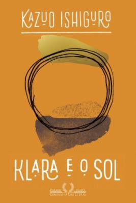 capa do livro Klara e o Sol