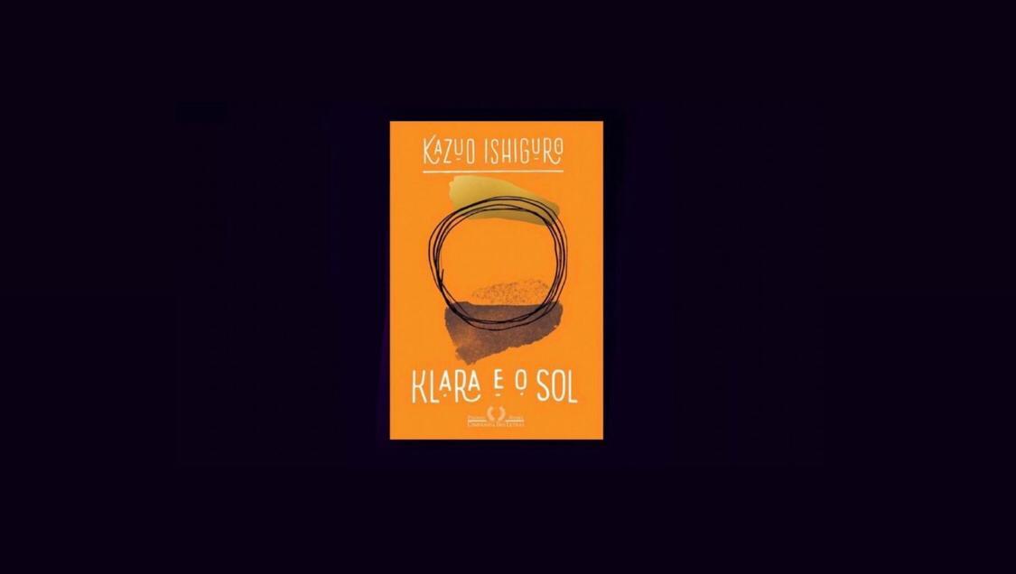 capa livro Klara e o Sol