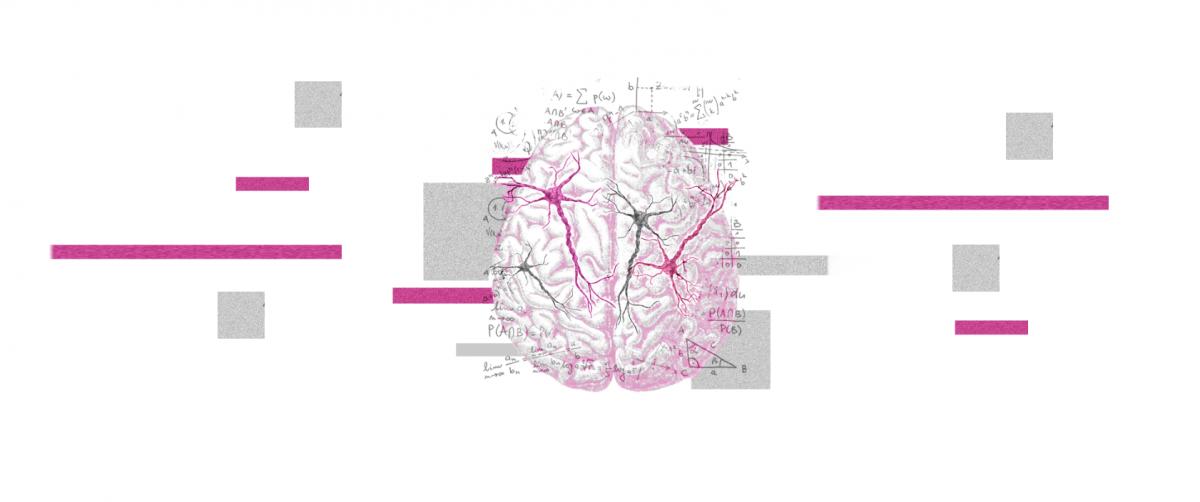 ilustraçõ de um cérebro